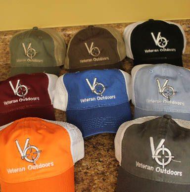 Veteran Outdoors Hats