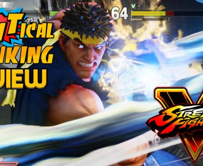Street Fighter V (Critical Thinking Review)