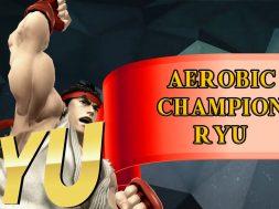 Aerobic – Champion Ryu (Supah Smashed Academy)
