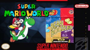 Super Mario Wold: Bean Boozled Challenge - Critical Thinking Show