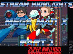Mega Man X Part 1 – Stream Highlights