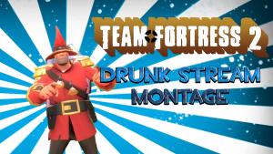The Drunk Wizard Returns (Team Fortress 2 Parody Montage)