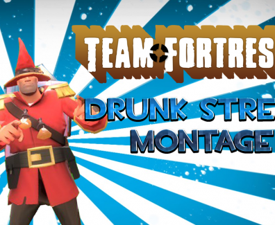 The Drunk Wizard Returns (Team Fortress 2 Parody Montage)