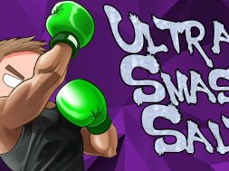 Ultra Smash Salt (Supah Smashed Academy)