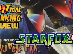 Starfox 64 (Critical Thinking Review)