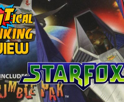 Starfox 64 (Critical Thinking Review)
