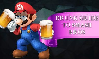 Drunk Guide to Smash Bros