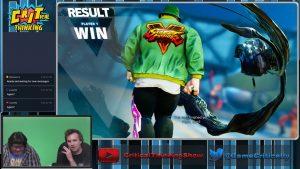 Street Fighter V Stream