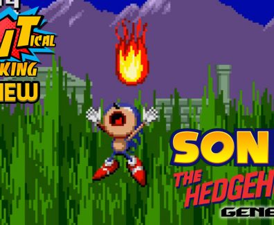 Sonic the Hedgehog Genesis (Critical Thinking Review)