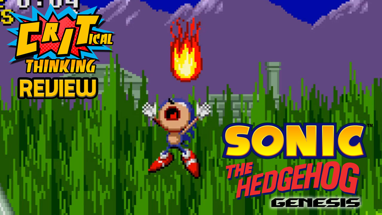 Sonic The Hedgehog Genesis Review Critical Thinking