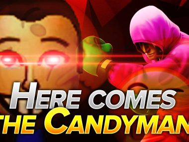 Here Comes the Candyman | Supah Smashed Academy