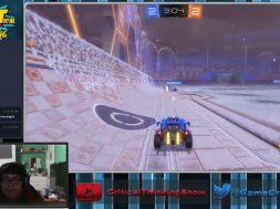 Rocket League: Blind Playthrough
