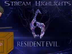 Resident Evil 6 Stream Highlights
