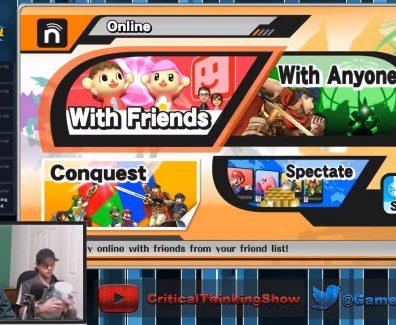 Smash Bros Blind Playthrough