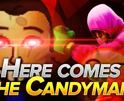 Here Comes the Candyman   Supah Smashed Academy