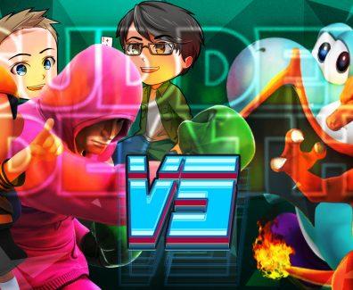 Critical Thinking VS Two Smucks   Smash Bros Wii U